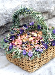 Renaissance Weddings ~ Herbs, Fruits and Flowers
