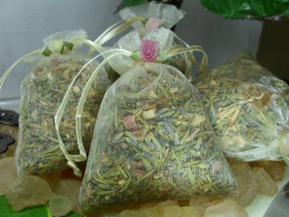herb sachets