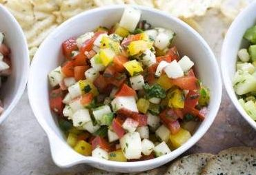 apple pepper salsa