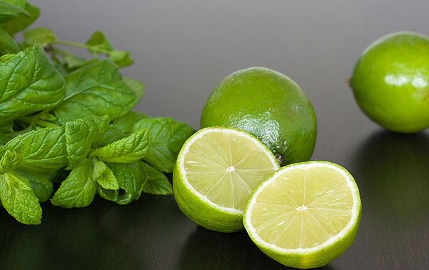 lemons-mint
