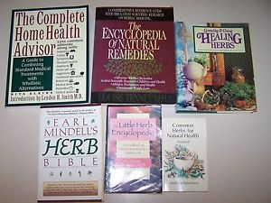 herb books